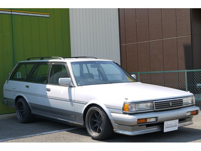 「トヨタ」「マークIIワゴン」「ステーションワゴン」「愛知県」の中古車3