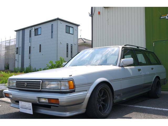 「トヨタ」「マークIIワゴン」「ステーションワゴン」「愛知県」の中古車4