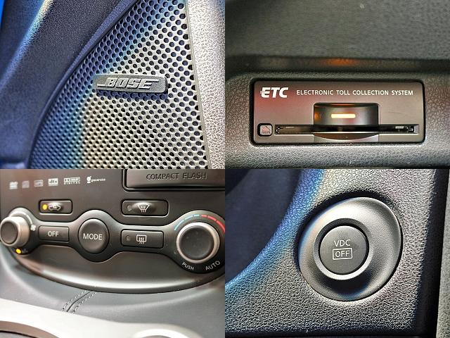 日産 フェアレディZ バージョンT 禁煙車 純正HDDナビ Bカメラ BOSE