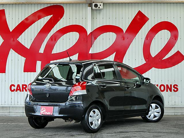 トヨタ ヴィッツ Fリミテッド 1オーナー禁煙車 全部位1年保証 HID