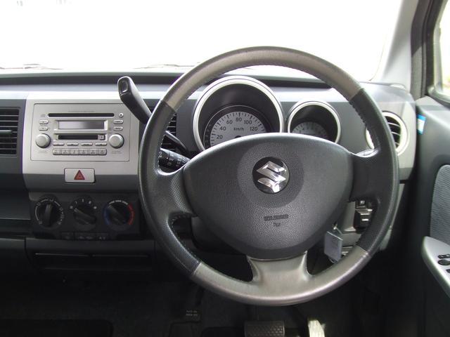 スズキ ワゴンR FT-Sリミテッド Tチェーン式 純正フルエアロ キーレス