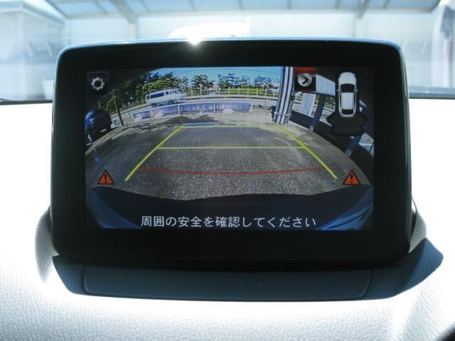 マツダ CX-3 20S プロアクティブ デモカーアップ