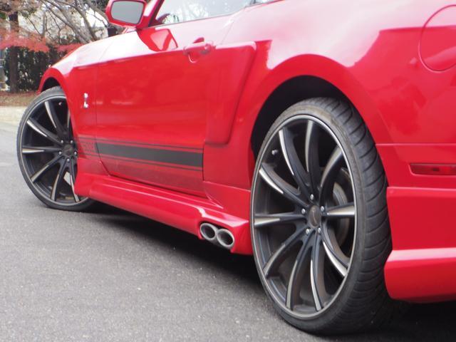 エレノア コンバーチブル V6 22ホイールカスタム(12枚目)