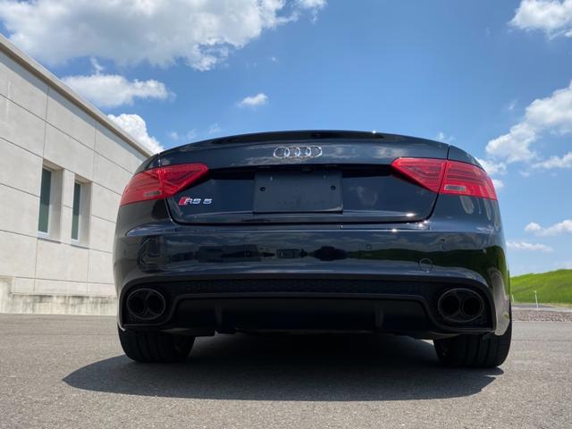 ベースグレード RS5 車高調 社外マフラー 左ハンドル 20インチアルミ(13枚目)