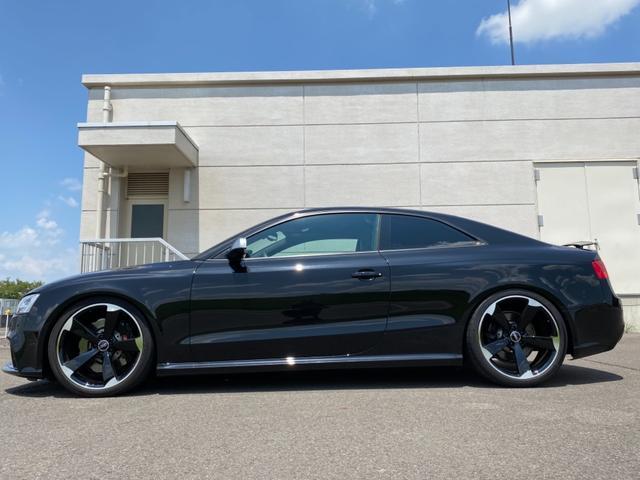ベースグレード RS5 車高調 社外マフラー 左ハンドル 20インチアルミ(21枚目)