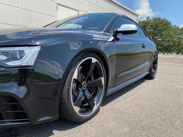 ベースグレード RS5 車高調 社外マフラー 左ハンドル 20インチアルミ(22枚目)