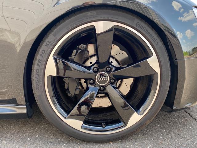 ベースグレード RS5 車高調 社外マフラー 左ハンドル 20インチアルミ(26枚目)