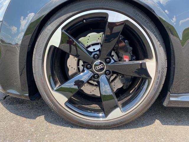 ベースグレード RS5 車高調 社外マフラー 左ハンドル 20インチアルミ(28枚目)