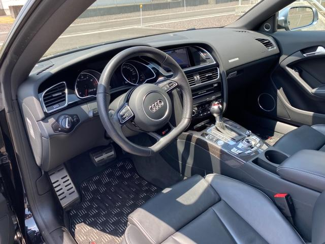 ベースグレード RS5 車高調 社外マフラー 左ハンドル 20インチアルミ(31枚目)