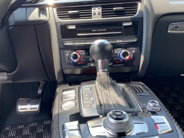 ベースグレード RS5 車高調 社外マフラー 左ハンドル 20インチアルミ(37枚目)
