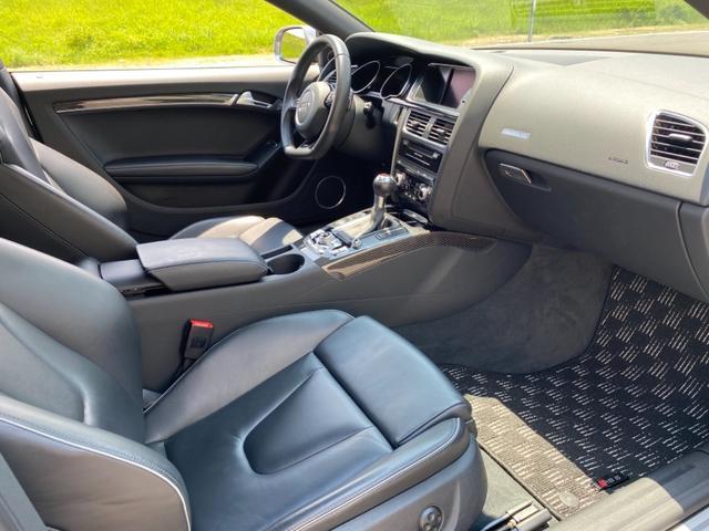 ベースグレード RS5 車高調 社外マフラー 左ハンドル 20インチアルミ(43枚目)