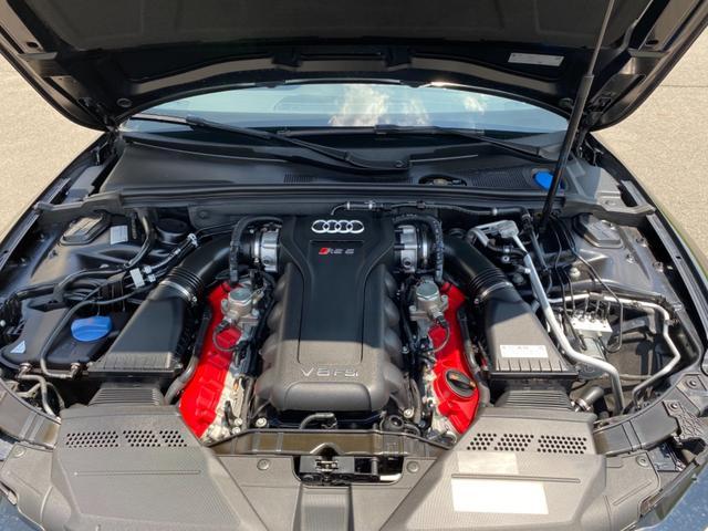 ベースグレード RS5 車高調 社外マフラー 左ハンドル 20インチアルミ(48枚目)