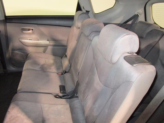 トヨタ プリウスアルファ G 社外HDDナビフルセグ ETC 7人乗り ワンオーナー