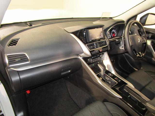 三菱 エクリプスクロス G 4WD 社外SDナビTV バックカメラ 衝突軽減ブレーキ