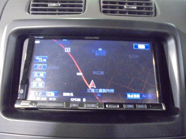 X VS 社外HDDナビ付 インテリキー ETC 1オーナー(2枚目)