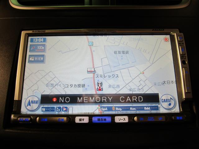 RS 社外HDDナビ付 クルコン 純正16AW ワンオーナー(2枚目)