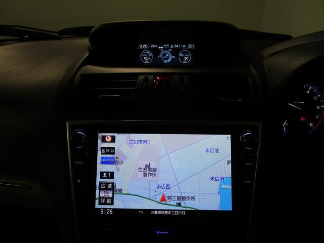 2.0GT-Sアイサイト 純正SDナビTV CD・DVD・BT対応 Bカメラ ETC 4WD ターボ ワンオーナー 純正18インチAW LEDライト シートヒーター アイサイト クルーズコントロール(2枚目)