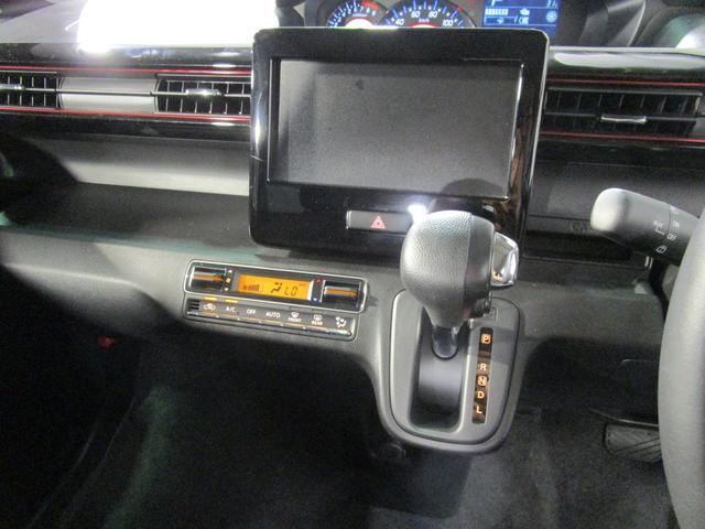 ハイブリッドX LEDライト インテリキー シートヒーター ヘッドアップディスプレイ デュアルセンサーブレーキ 純正14AW チョイ乗り車(2枚目)