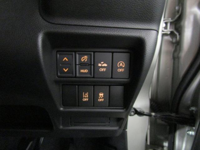 ハイブリッドX LEDライト インテリキー シートヒーター ヘッドアップディスプレイ デュアルセンサーブレーキ 純正14AW チョイ乗り車(7枚目)