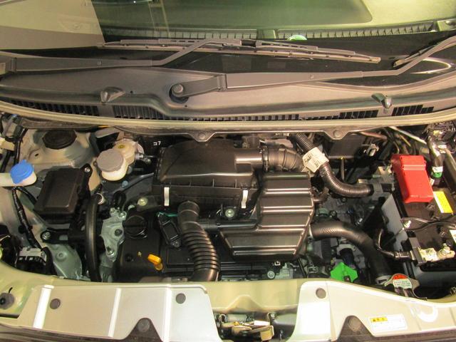 ハイブリッドX LEDライト インテリキー シートヒーター ヘッドアップディスプレイ デュアルセンサーブレーキ 純正14AW チョイ乗り車(20枚目)