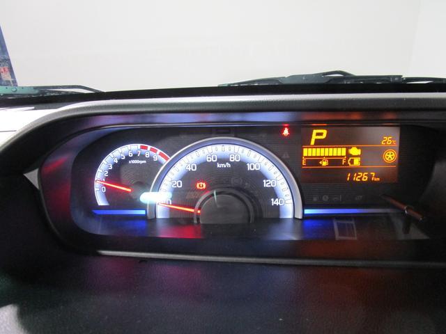 ハイブリッドFX インテリキー オートライト シートヒーター ヘッドアップディスプレイ デュアルセンサーブレーキ 電格ミラー Aストップ(8枚目)