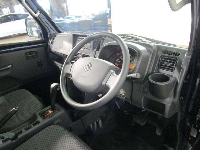 KX 純正CD AT車 2WD セーフティサポート HID キーレス 荷台作業灯 ワンオーナー(8枚目)