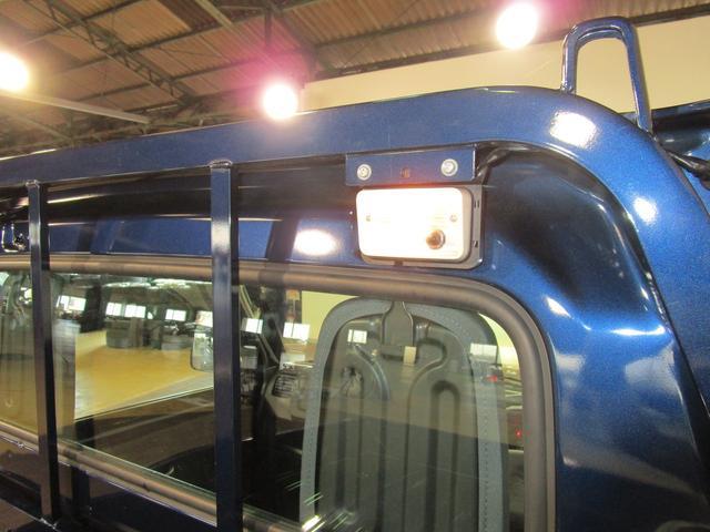 KX 純正CD AT車 2WD セーフティサポート HID キーレス 荷台作業灯 ワンオーナー(12枚目)