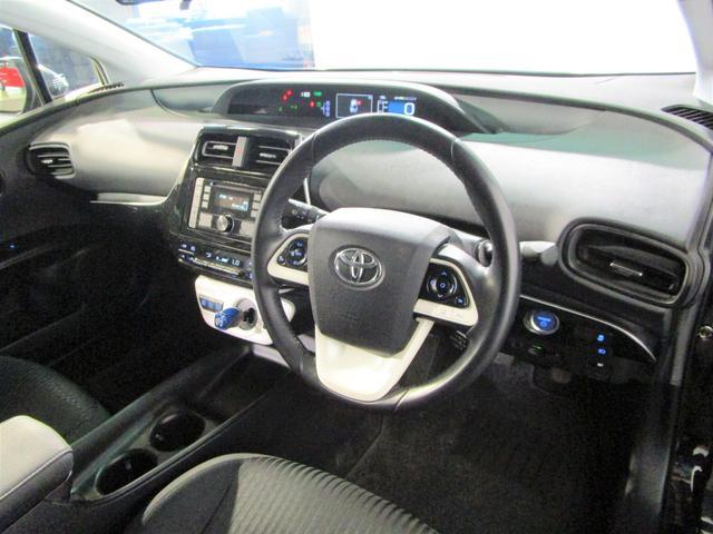 S 純正CD ETC インテリキー LEDオートライト レーダークルーズコントロール 純正15AW オートハイビーム レーンディパーチャーアラート トヨタセーフティセンスP プリクラッシュセーフティ(9枚目)