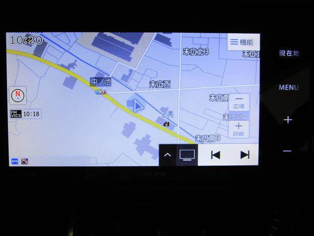 S 社外SDナビTV フルセグ CD・DVD・BT Bカメラ ETC ドラレコ インテリキー レーダークルーズコントロール 純正17AW Aストップ トヨタセーフティセンスP プリクラッシュ ワンオーナー(2枚目)
