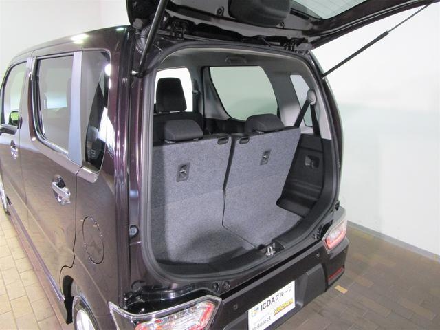 ハイブリッドX インテリキー シートヒーター LED 純正14AW 電格ミラー Aストップ デュアルセンサーブレーキ リアパーキングセンサー チョイ乗り(13枚目)