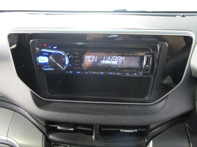 カスタム X 社外オーディオ USB・AUX対応 インテリキー LEDライト 純正14AW 電格ミラー Aストップ ベンチシート ツートンカラー(2枚目)