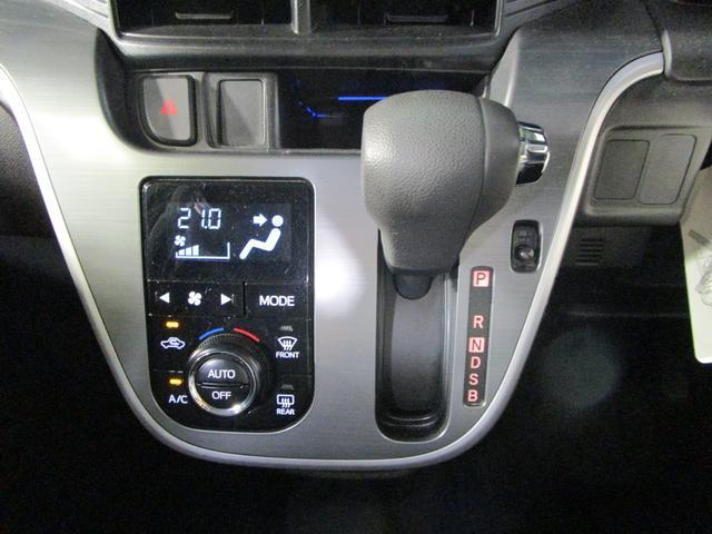 カスタム X 社外オーディオ USB・AUX対応 インテリキー LEDライト 純正14AW 電格ミラー Aストップ ベンチシート ツートンカラー(8枚目)