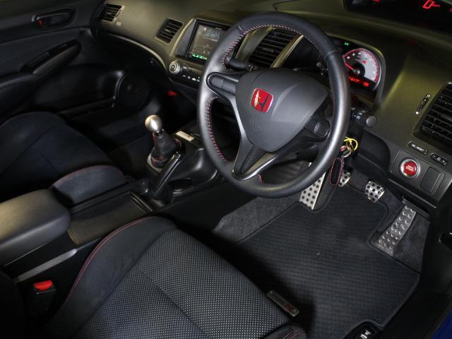 ホンダ シビック タイプR クロススピード17アルミ キセノン