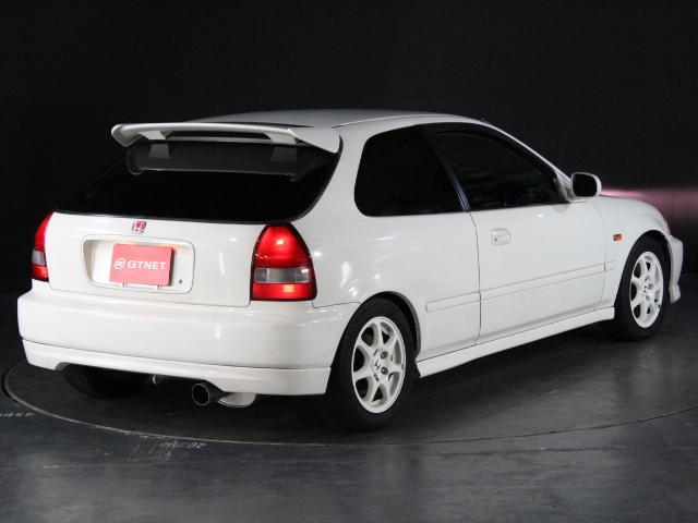 タイプR X 最終限定モデル 車高調 社外マフラー(2枚目)