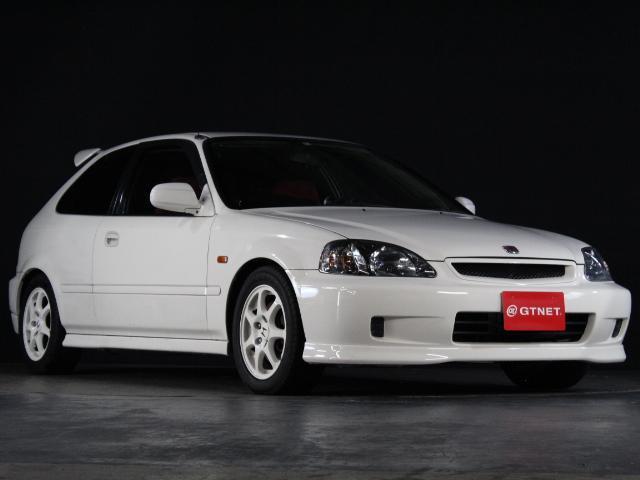 タイプR X 最終限定モデル 車高調 社外マフラー(7枚目)