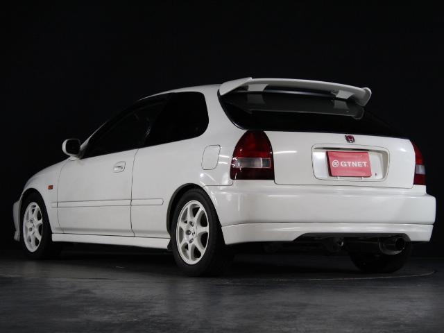 タイプR X 最終限定モデル 車高調 社外マフラー(8枚目)