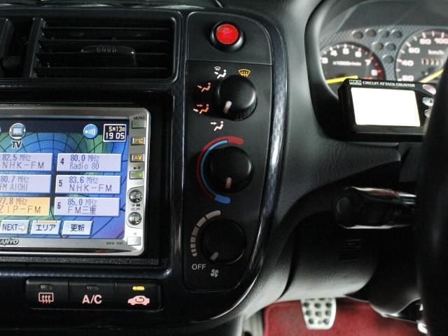 タイプR X 最終限定モデル 車高調 社外マフラー(14枚目)