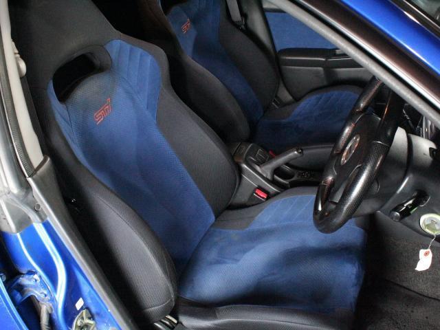 STiリミテッド 新品クスコ車高調 STIシート ブレンボ(9枚目)