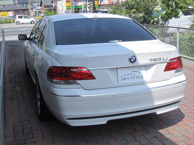 BMW BMW 750Li HDDナビ サンルーフ