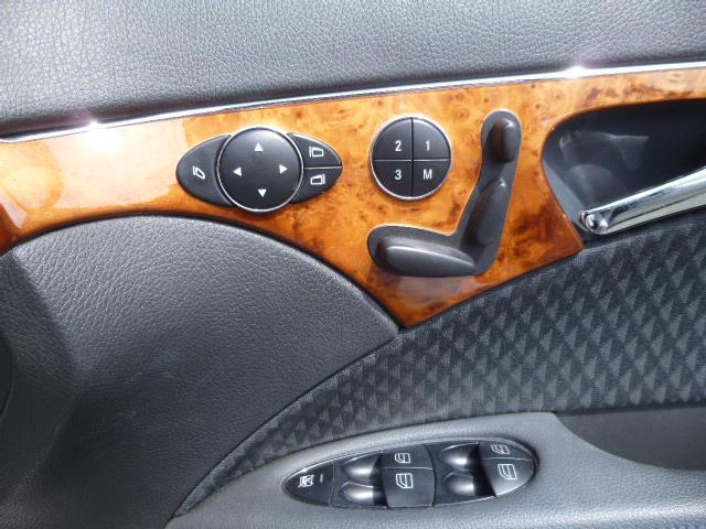 メルセデス・ベンツ M・ベンツ E280 ワンオーナー 整備メンテ済 社外ナビTV キセノン