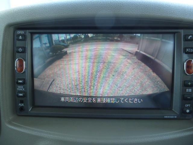 日産 キューブ 15X Vセレクション ワンオーナー車 純正ナビTV ETC