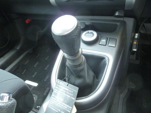 20GT/4WD ワンオーナー 6速MT ナビ/バックカメラ(5枚目)