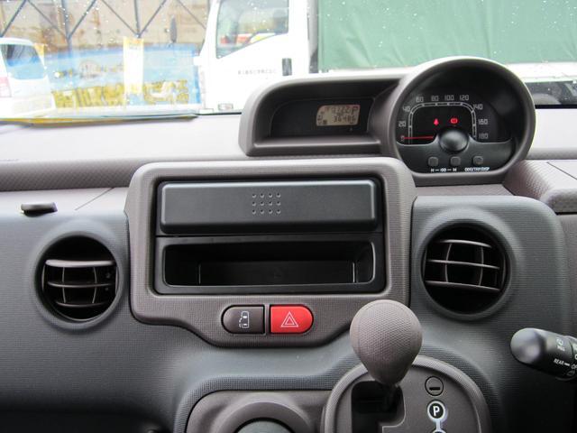トヨタ ポルテ X オーディオレス スマートキー アイドリングストップ