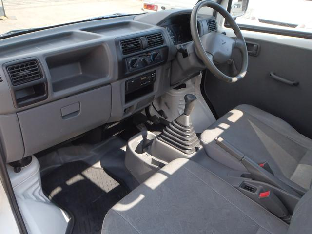 5速MT 2WD エアコン・パワステ 3ヶ月3千キロ保証付き(7枚目)