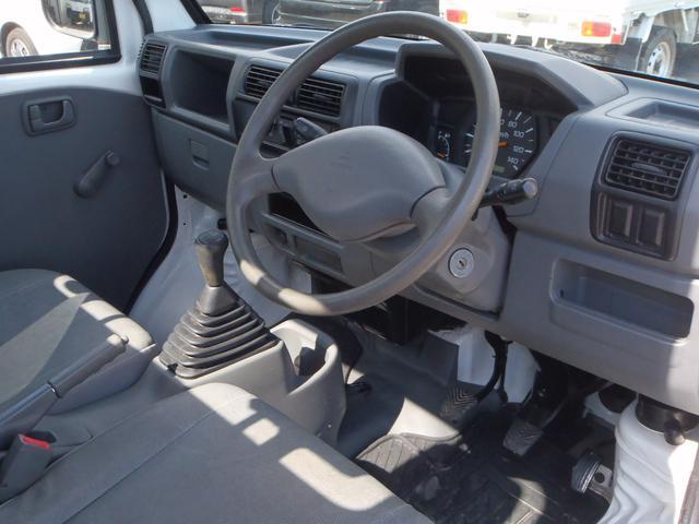 5速MT 2WD エアコン・パワステ 3ヶ月3千キロ保証付き(13枚目)