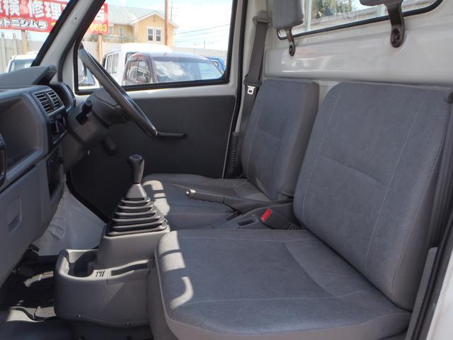 5速MT 2WD エアコン・パワステ 3ヶ月3千キロ保証付き(17枚目)