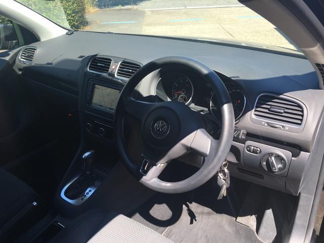 フォルクスワーゲン VW ゴルフ TSIトレンドラインブルーモーションテクノロジー 1オーナー
