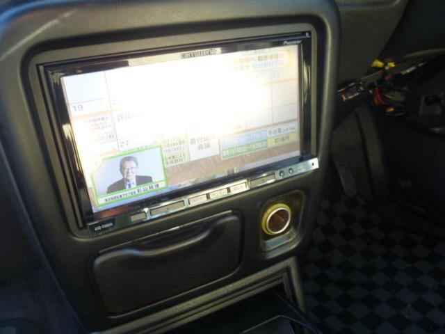 ダイハツ ミラ 5速 社外サス・アルミ フルセグテレビ ETC