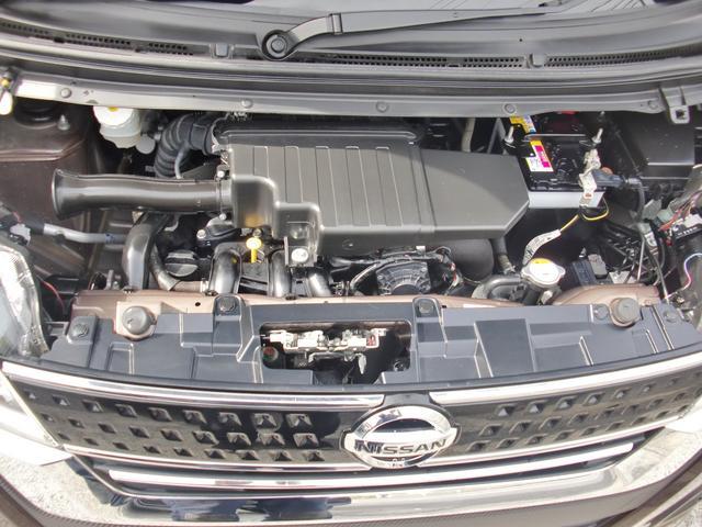 ハイウェイスター Xターボ ワンオーナ パワースライドドア ナビTV アラウンドビューモニタ 純正ドライブレコーダ インテリジェントキー2個 セイフティーアシスト アイドリングストップ ステアリングコントロールボタン 新車保証(19枚目)