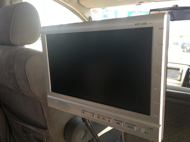 トヨタ アルファードG MS 両側電動スライドドア ナビTV 後席モニター